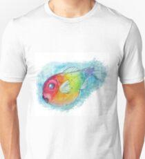 Rainbow Puffer T-Shirt