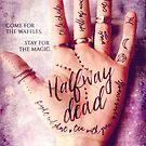 Halfway Dead: Cover Art by Terry Maggert