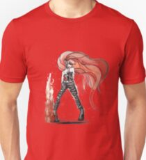 Rainbow Punk: Flame Funk T-Shirt