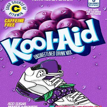 Kool Aid J. Grape Special Edition by MoneyMcFly