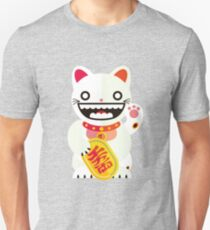 Lucky Cat for You Unisex T-Shirt