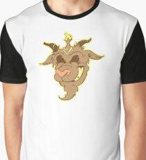 LIL DEVIL STOOPID FACE Graphic T-Shirt