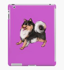 Finnish Lapphund - Play iPad Case/Skin