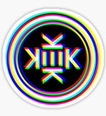 KEK logo Sticker