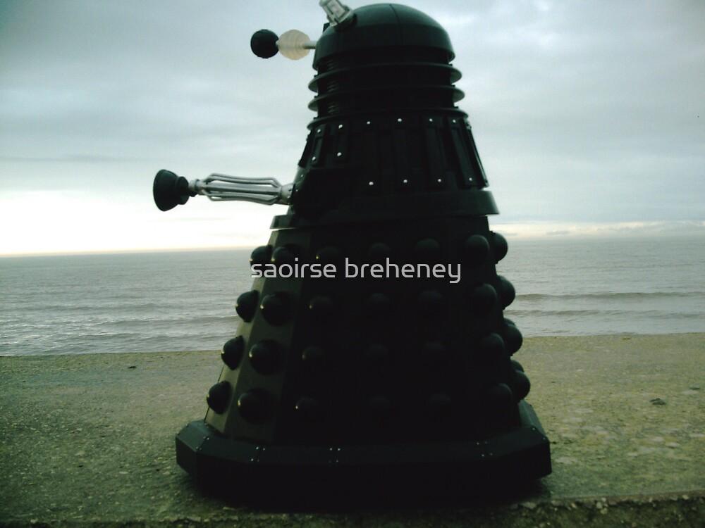THE DALEK. by saoirse breheney