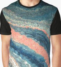 Marble Art V 6 Graphic T-Shirt