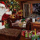Snappy Santa Christmas by oz10