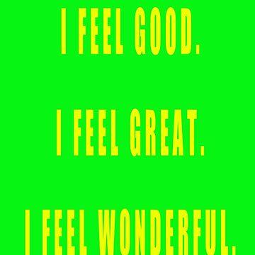 Good Great Wonderful by zandozan