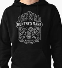 Hunter's Mark Whiskey - Bloodborne - White Variant Pullover Hoodie