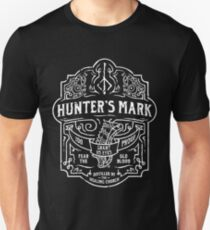 Hunter's Mark Whiskey - Bloodborne - White Variant Unisex T-Shirt