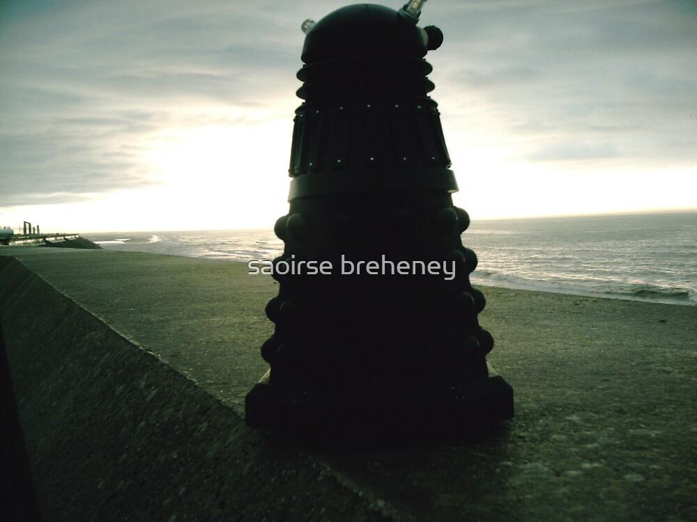 A dalek. by saoirse breheney