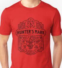 Hunter's Mark Whiskey - Bloodborne Unisex T-Shirt