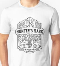 Hunter's Mark Whiskey - Bloodborne Unisex T-Shirt