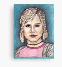 Veronica Mars Canvas Print