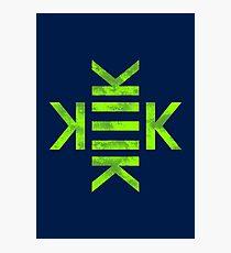 KEK -weathered- Photographic Print