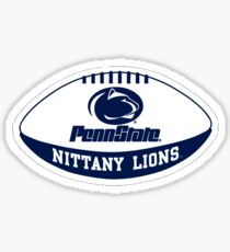 Penn State Football Sticker
