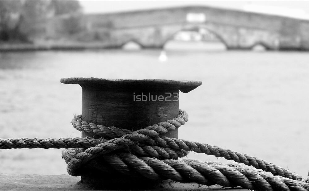 Moored by isblue23