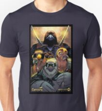 Carriers by Luis Rivera Unisex T-Shirt