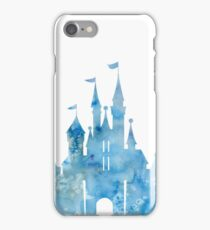Blue Wishes iPhone Case/Skin
