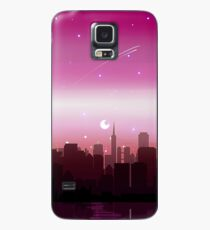 Lesbian Pride Cityscape Case/Skin for Samsung Galaxy