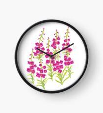 Fireweed Clock