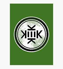 KEK logo Photographic Print