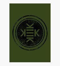 KEK Army Photographic Print