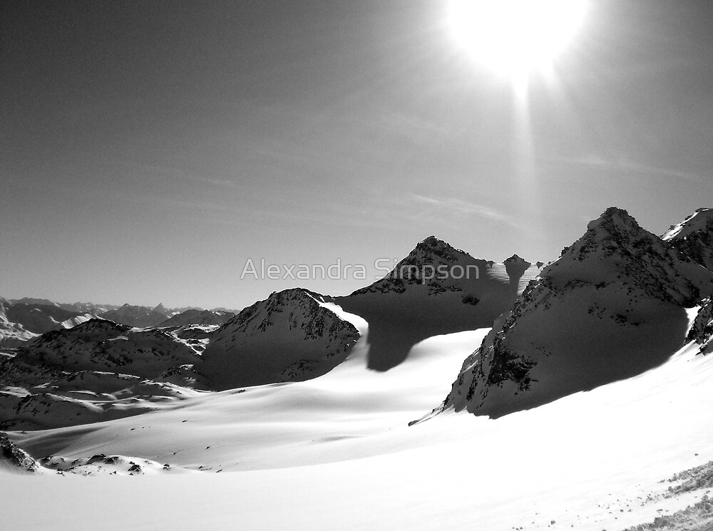 White Heat by Alex Simpson
