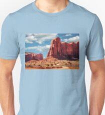 Splendid view of Monument Valley Unisex T-Shirt