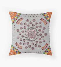 Pattern A 1 Throw Pillow