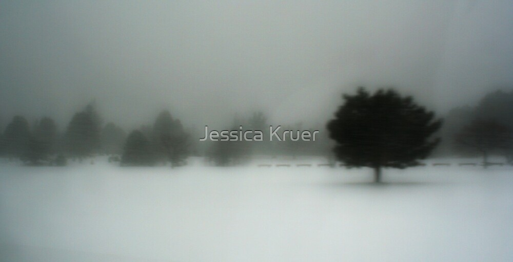Charcoal Winter by Jessica Kruer