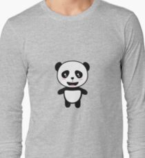 Cute Panda Kawaii Ryo0s Long Sleeve T-Shirt
