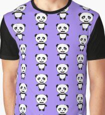 Cute Panda Kawaii Ryo0s Graphic T-Shirt