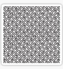 Pattern Z Sticker