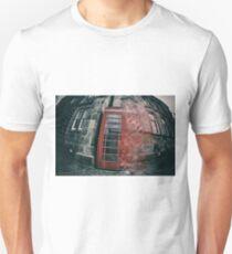 phone box disintegration  Unisex T-Shirt