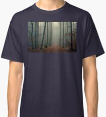 The woods are watching Classic T-Shirt