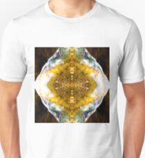 Feathered Abalone Reflection Unisex T-Shirt