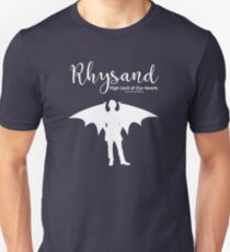 Rhysand High Lord of Our Hearts (and bodies)  Unisex T-Shirt