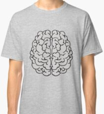 Brain Pattern Abstract Art Classic T-Shirt