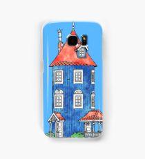 Moomin House Samsung Galaxy Case/Skin