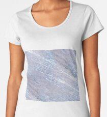 Bottocino Porpora - purple marble Women's Premium T-Shirt