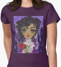 the Kid Womens Fitted T-Shirt