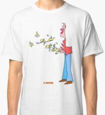 Bird Man Classic T-Shirt