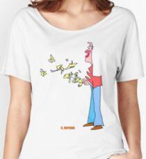 Bird Man Women's Relaxed Fit T-Shirt