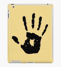 They Know iPad Case/Skin