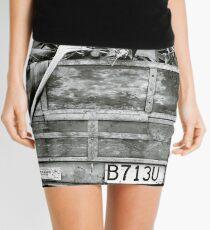 Full Trailer Mini Skirt