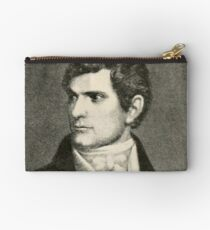 John C. Calhoun At His Finest Studio Pouch