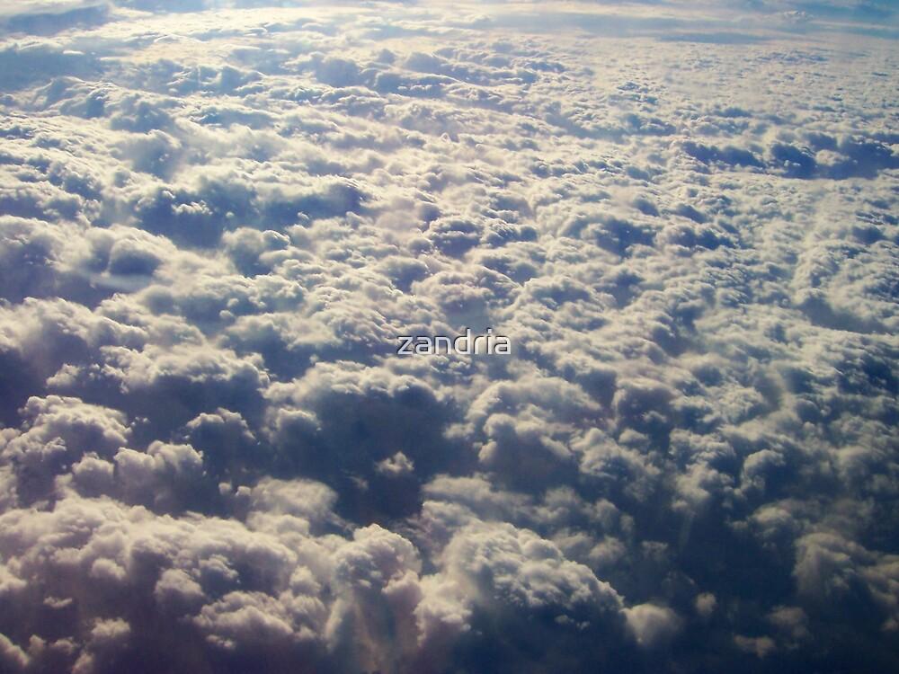 High In the Sky by zandria