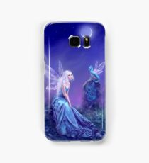 Luminescent Fairy & Dragon Art Samsung Galaxy Case/Skin