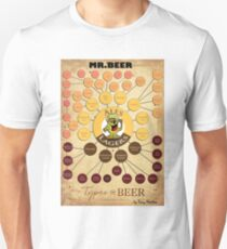 MR BEER POSTER Unisex T-Shirt